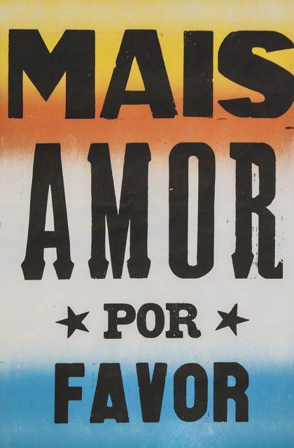 poster mais amor por favor estrelado por do sol 2015-0